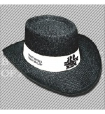 H6. 100 Black Men Straw Hat