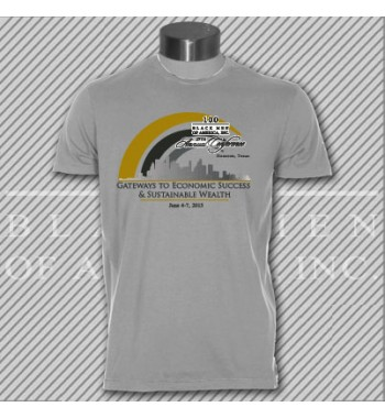 14CTD. Grey Conference T Shirt