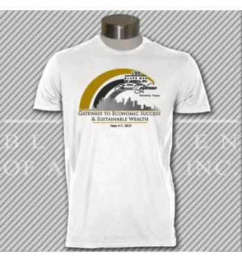 14CTG. White Conference T Shirt
