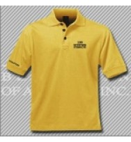 CGP.Gold Classic Pique Golf Shirt
