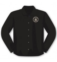 Black Long Sleeve Button Down Shirts