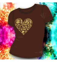 Jazz In The Gardens Heart Tee