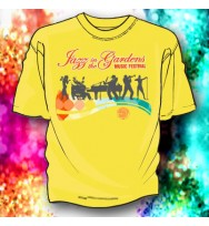 Jammin In The Gardens T-shirt