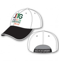 Jazz in The Gardens Resort Hat
