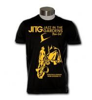 JITG Sax GOLD Man Tee